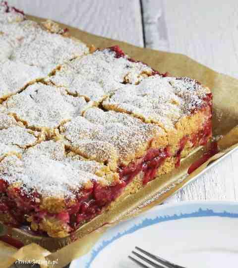Przepis: Ciasto kruche ze śliwkami | AniaGotuje.pl